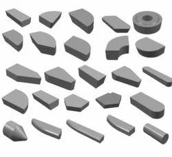 Brazed Carbide Tips