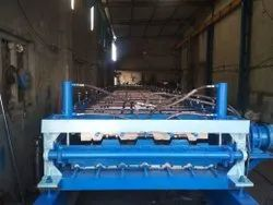 Decking sheet & Roofing Sheet Making Machine
