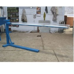 SE Mild Steel Retouching Stand-Arylic Pipe