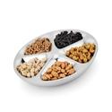 Stainless Steel Revolving Dry Fruit Set