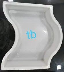 Plastic Designer Paver Mould