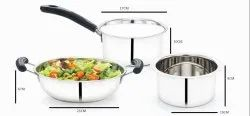 3pc Cookware set