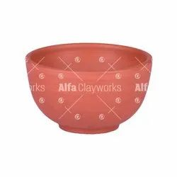 Clay Serving Bowls