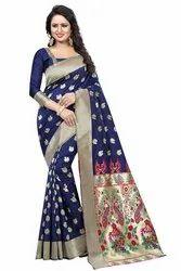 Heavy Silk Saree