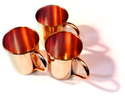 Pure Copper Moscow Mule Mug