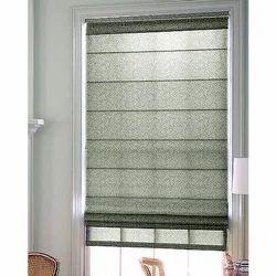 Modern Window Roman Blinds