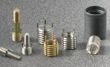Threaded Inserts - Key Locking Threaded Inserts Manufacturer