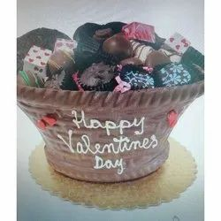 Creative Corner Valentines Special Chocolate Gift, For Gifting