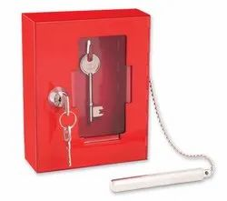 Fire Emergency Key Box With  Hammer