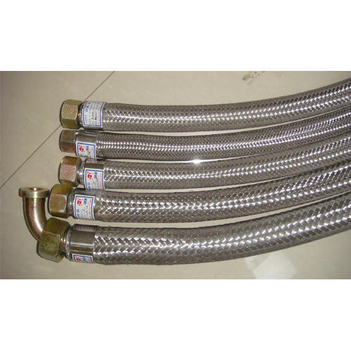 CPVC , PP White Steel Wire Braided Hydraulic Hose, Rs 1000 /piece ...