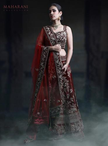 d09af4cddb New Desinger Bridal Collection Lehenga Choli at Rs 3899 /1-1-1 ...