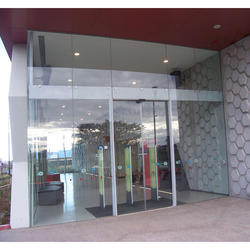 Sio Glass Door System