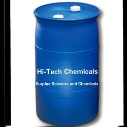 Surplus Solvents And Chemicals