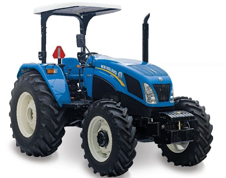 New Holland Tractor - New Holland Tractor Latest Price
