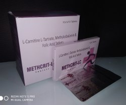 L-Carnitine L-Tartrate Methylcobalamin Tablet