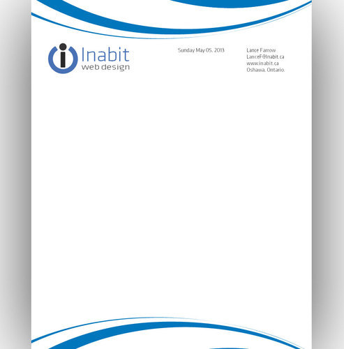 Corporate Letterhead Template At Rs 2 Piece: Letter Pad, लैटर पैड At Rs 150 /piece