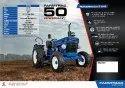 Farmtrac Tractors Powermax Series 50-60HP