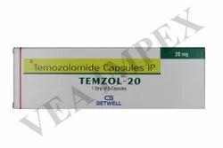 Temzol 20 mg Capsules