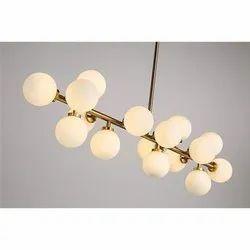 Traditional LED Decorative Hanging Chandelier Light