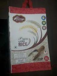 BOPP Rice Bag