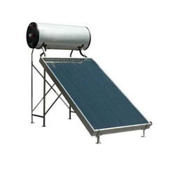 15 W Stainless Steel Solar Water Heater, Capacity: 100 LPD
