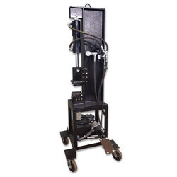 Axtech MS Hydraulic Forging Press Machine, Automation Grade: Semi-Automatic