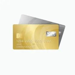 Gold Silver Cards