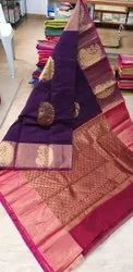 Kuppadam Rich Silk Cotton Sarees