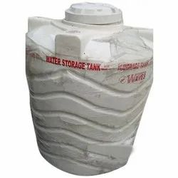 Waves Double Layer 500L Plastic Water Tanks