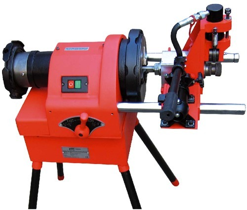 Electric Pipe Threading Machines - Bolt Threading Machines Exporter