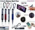 5 In 1 Stylus Ball Pen H-012