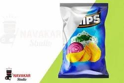 Pouch Packaging Designing Service, For Food Manufacturers