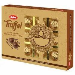 Dukes Chocolate Duke Truffel, Packaging Type: Box