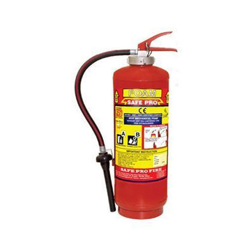 Safe pro Mild Steel Foam Fire Extinguisher