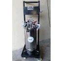 Paint Pressure Feed Tank