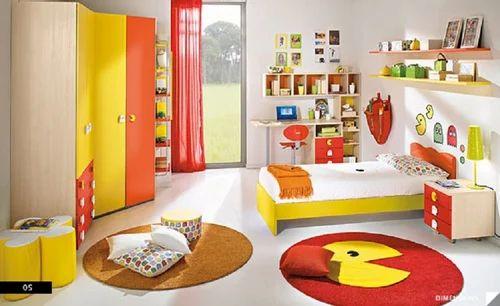 Kids Room Interiors In Madhya Pradesh