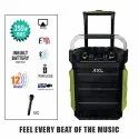 Axl Party Speakers APS-2200, Wireless BT, 6600mAh, with mic,300w RMS
