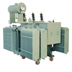 Copper Wound Three Phase Distribution Transformer