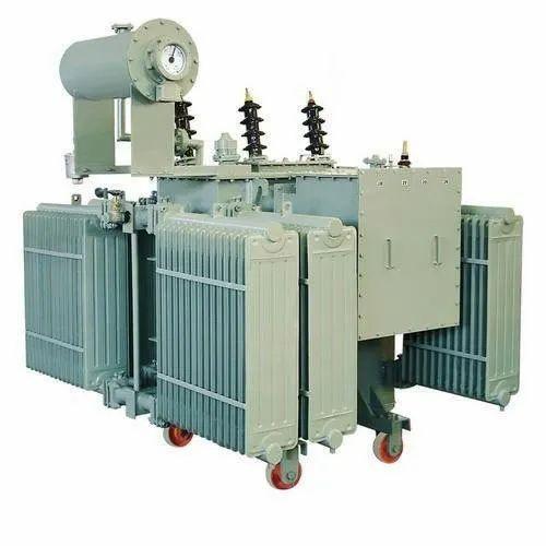 Copper Wound Three Phase Distribution Transformer