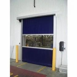 High Speed Rapid Roll Up Door