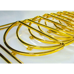 Horological Metal Grill Gold Plated PVD Coating Services