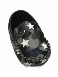 Grey Kids Loafers, Size: 3 - 10