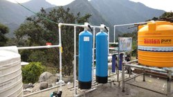 Commercial RO Plant-500 LPH