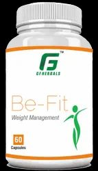 Herbal Be-Fit Capsules for Personal
