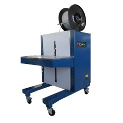 Automatic Strapping Machine - Verticle Side Sealing