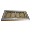 4 Partition Long Tray