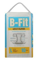 B- Fit Adult Diaper