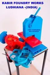 Manual Slipper Making Machine Set