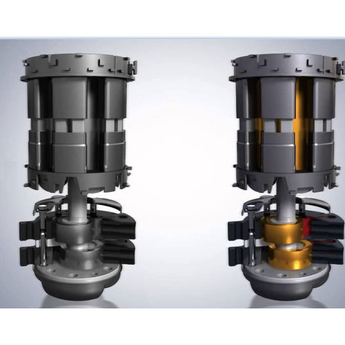Dc Inverter Scroll Compressor 200 240 V Rs 55000 Unit