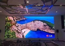 Indoor HD P3 LED Display Screen